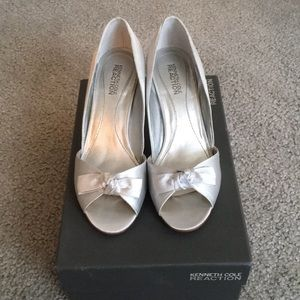 Kenneth Cole Reaction Rags to Riches heels